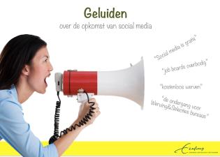 Geluiden over Social media - Onderzoek Erasmus Universiteit Rotterdam - Impact van Social Media op HR - Sander van Lingen